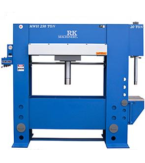 Hydraulic Presses | Shop H Frame Press Specialist | Best